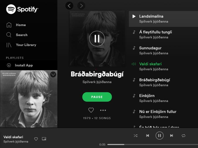 Bráðabirgðabúgí